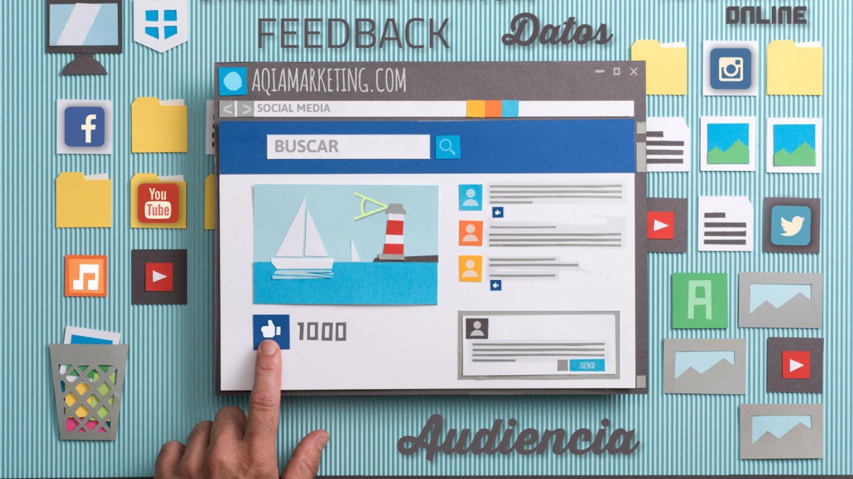 blog de gestión de redes sociales