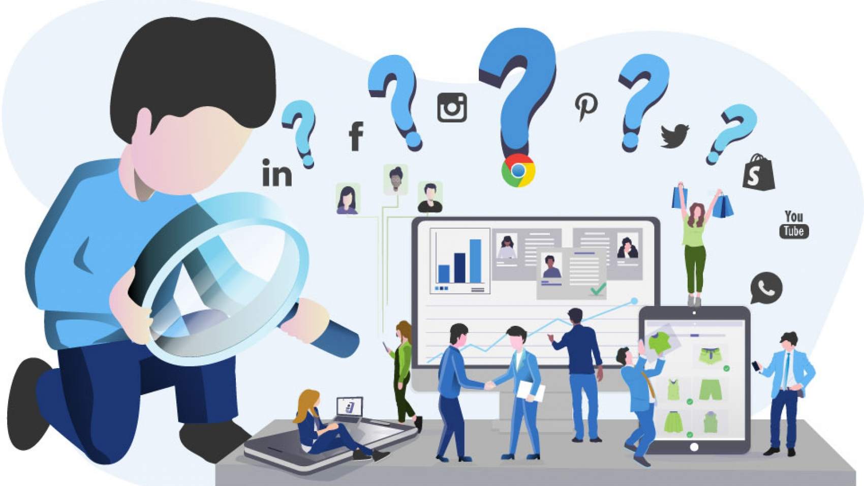 blog Creación de página web: los problemas más habituales. AQIA Marketing, tu agencia web en Telde