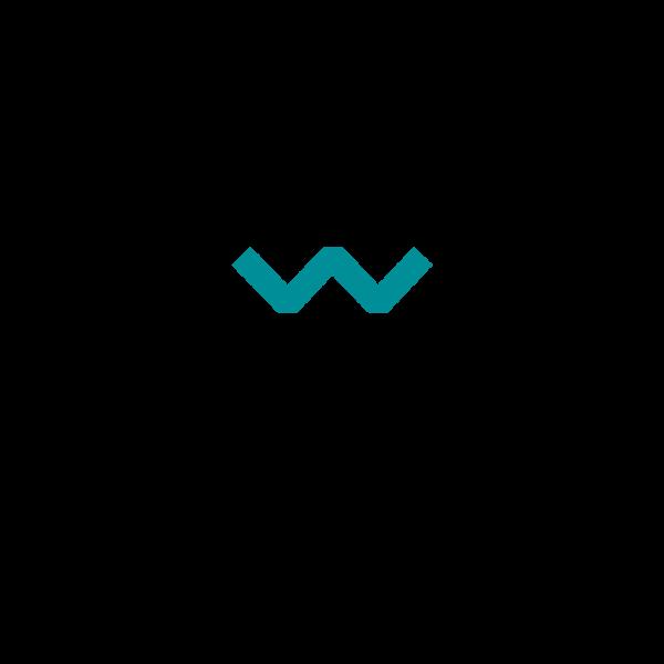aqia el trabajo diseño gráfico logo