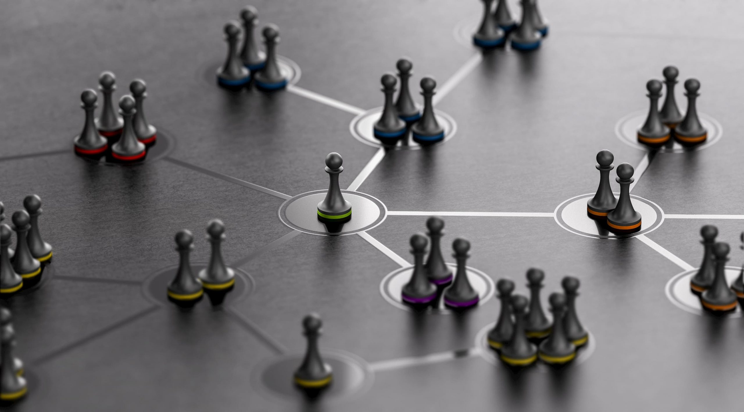 concepto de comunicación digital de aqia marketing