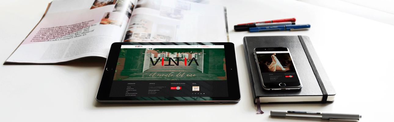 aqia el trabajo diseño web